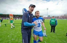 Waterford star turns to cryotherapy in a bid to be fit for All-Ireland semis