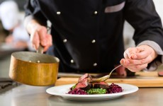 There's a massive shortage of chefs in Ireland