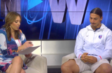 Zlatan settles the Messi/Ronaldo debate with two simple words