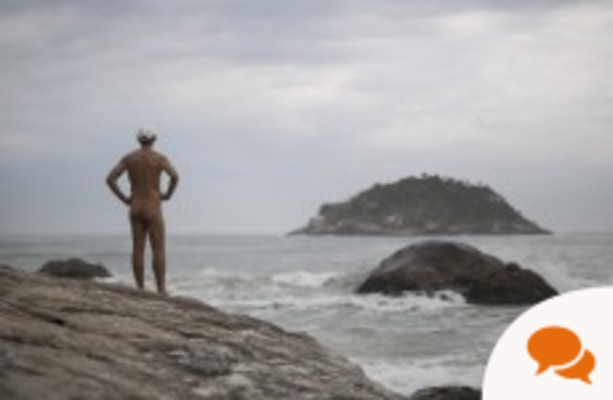 Why are we so embarrassed about nudity? It's the ultimate body celebration