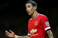 PSG make United pay on the pitch and look set to take Di Maria too