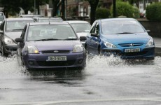 Torrential downpours set to make traffic collisions 'almost inevitable'