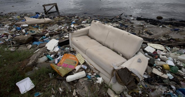 Rio's waters are so full of human poo that 2016 Olympians risk becoming violently ill