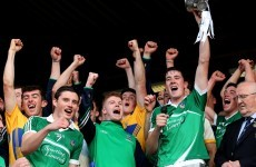 Limerick crowned Munster U21 hurling champions as Lynch stars to see off Clare