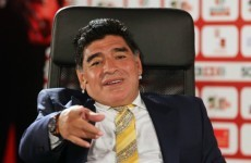 'I have to fight the mafia' – Maradona vows to challenge Fifa