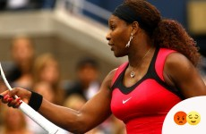 Sporting Tantrums: Serena is not the first