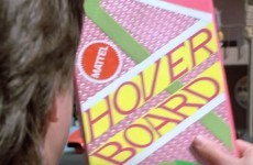 Well holy God: Marty McFly's Hoverboard is now a reality (sort of)