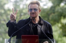 Woman who called ambulance for Bono booed at U2 concert in New York