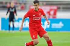 Coutinho makes goalscoring return, Origi also on target as Liverpool win in Finland