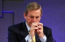 The latest poll is out - and it's bad news for Enda