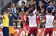 Shaun Wright-Phillips is already ripping it up with brother Bradley in the MLS