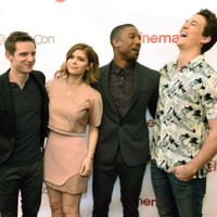 The cast of the Fantastic Four were the latest to face an excruciatingly awkward interview