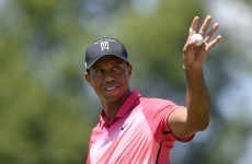 Tiger Woods says he has turned a corner with his new swing