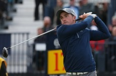 Paul Dunne's brush with Open glory earns him place at prestigious event in America
