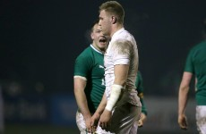 Former England u20 flanker to make Wales debut v Ireland on Saturday