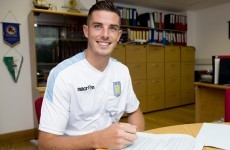 Ciaran Clark has signed a new long-term deal to stay at Aston Villa