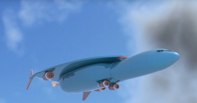 Airbus patents jet that could fly from Dublin to New York in under an hour