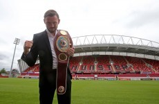 'UFC is more for the instant gratification generation' – Andy Lee