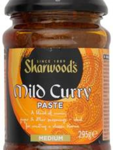 Curry paste jars recalled from Irish shelves – because the labels aren't in English