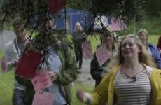 Young Norwegian activists are back on Utoya in defiance of Anders Behring Breivik