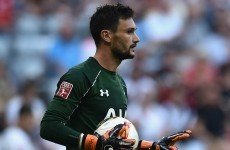 United will need to look beyond Lloris if they're to replace De Gea