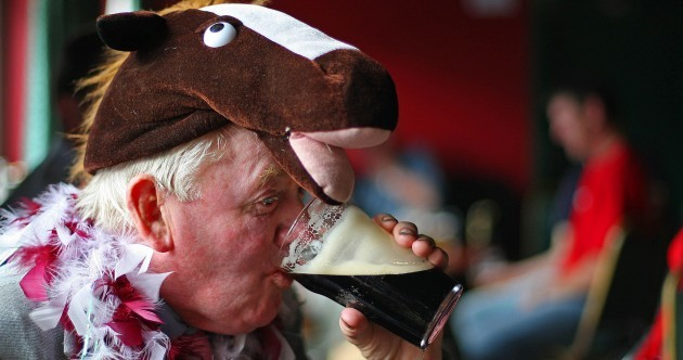 The world has been losing its thirst for Irish beer