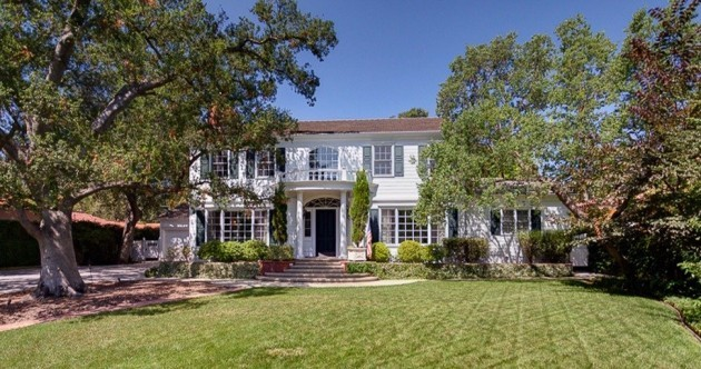 Vince Vaughn's multi-million dollar LA home is pretty boring