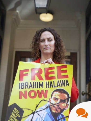 Visiting Ibrahim Halawa in prison, I saw the devastating impact of his incarceration