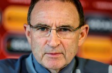 'I was very concerned about Gibraltar game'