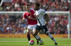 As it happened: Man United v Tottenham, Premier League opening day