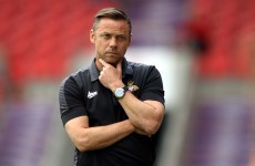 Walk this way! League One team allowed to score unopposed goal