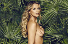 Vogue Williams crashed a website with her naked photos (possibly NSFW)... The Dredge
