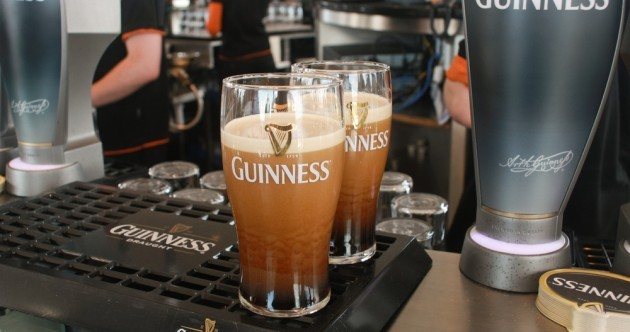 A novel new use for Guinness waste heat (no rude jokes…)