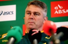 South African trade union launches explosive attack on 'racist' coach Heyneke Meyer
