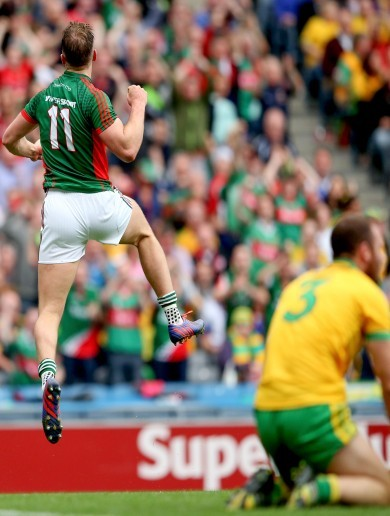 'I haven't seen Aidan O'Shea playing this year!' – Philly McMahon