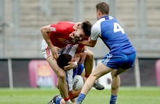 Reports – Tyrone's Tiernan McCann hit with proposed eight-week ban after diving controversy