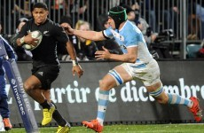 'A gift from God' – All Blacks winger fit for World Cup after miraculous recovery
