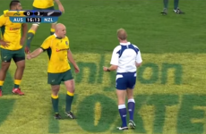 Analysis: Bledisloe Cup incident showed up World Rugby's attitude to the scrum