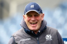 Despite a winless Six Nations Scotland offer Vern Cotter a new deal