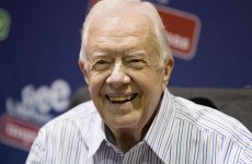 Former US president Jimmy Carter has announced he is battling cancer