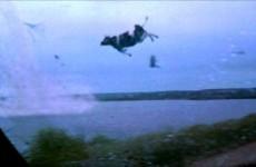 """Watch a """"mini-tornado"""" whip through a Kildare hay field"""