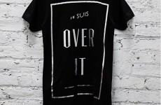 TK Maxx were forced to pull this 'Je suis over it' t-shirt after complaints
