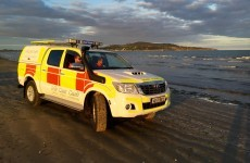 Woman rescued from Howth Head after being kept on phone as crew of 19 searched