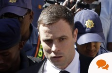 It's jail Oscar, but not as we know it – Pistorius freedom after 10 months makes a mockery of justice