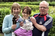 Joanne O'Riordan shortlisted for outstanding young person of the world award