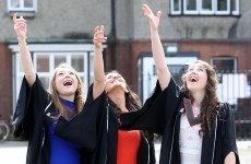Four charts that show how Irish students are feeling much more confident about Ireland