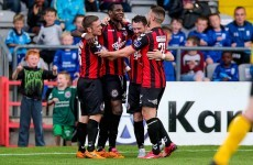 Bohs turn on the style to get back to winning ways