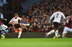 Juan Mata and Adnan Januzaj combine brilliantly for Man United's first goal of the night