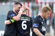 Dundalk go seven clear at the top after win in Derry