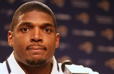 The NFL's first openly gay player is stepping away from football due to mental health reasons